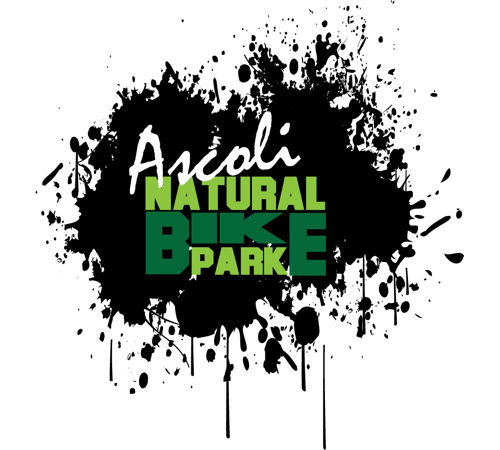 Logo Ascoli Natural Bike Park Footer